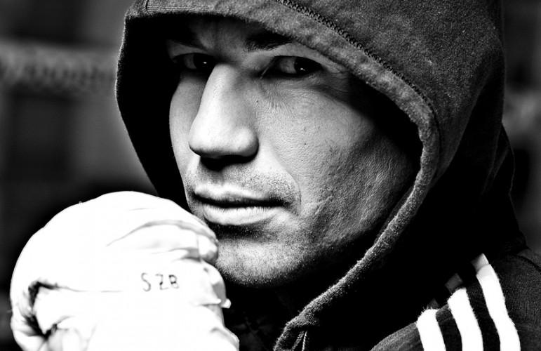 Boxer Sebastian Zbik