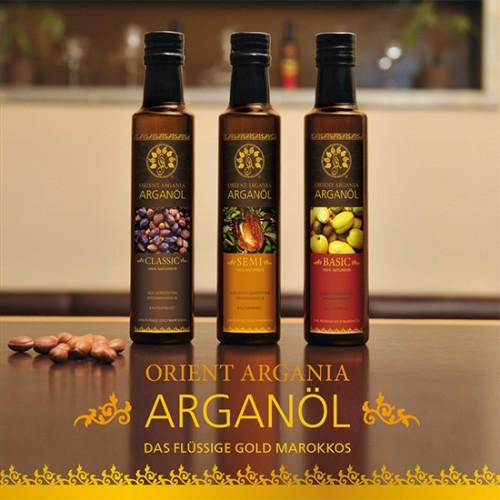 ArganÖL - Speiseöl